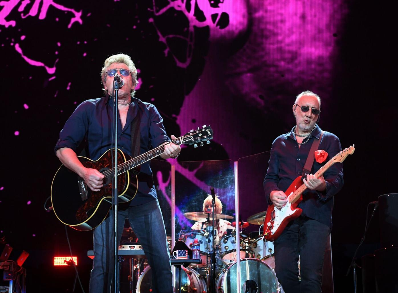 The Who rockers