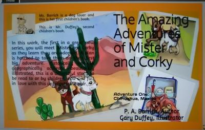 Mister and Corky cover photo