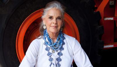 Hermitage Artist Retreat announces that actor, author and social activist Ali MacGraw is keynote speaker for the 2019 Muse Luncheon
