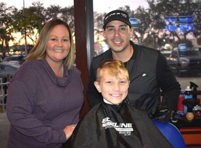 Haircuts for a cause