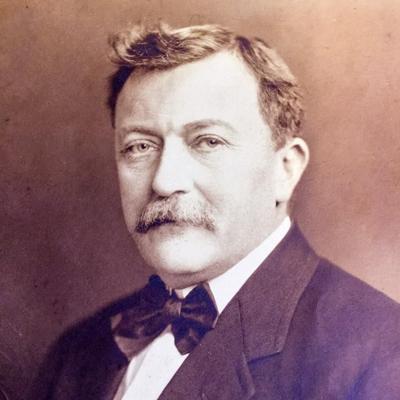 Albert Gilchrist - a Punta Gordan who became Florida's Governor