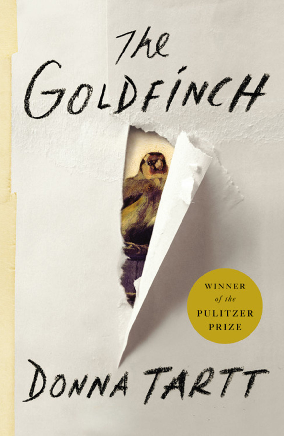 """""""The Goldfinch"""""""