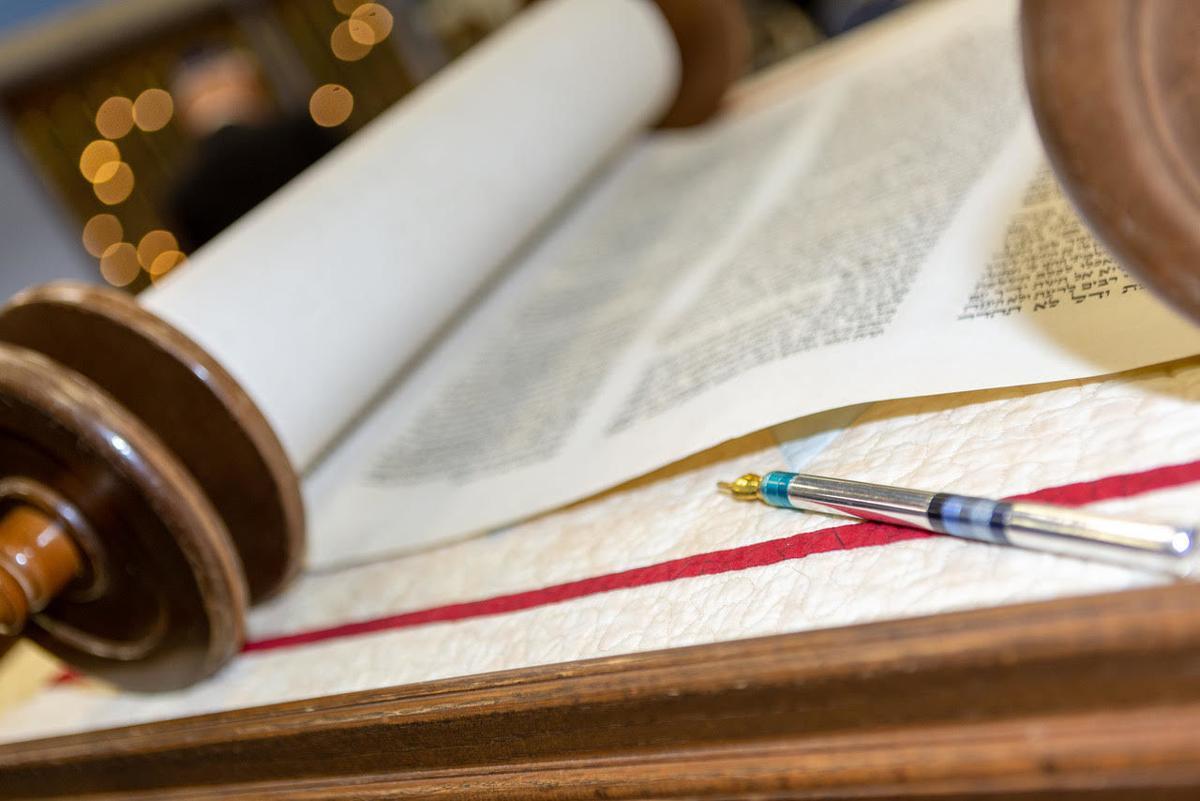 Torah section read during bar mitzvah