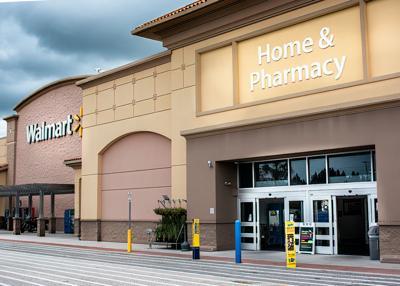 Wal-Mart on Taylor Road