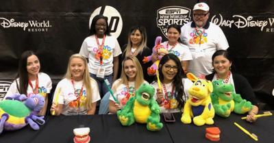 Special Smiles for Orlando athletes
