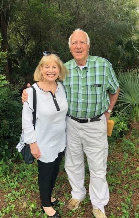 Veronica and Paul Gross of Nokomis donate $1 million to Wildlife Center of Venice