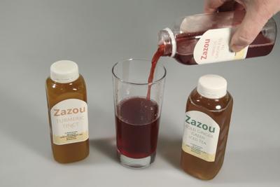Zazou Teas