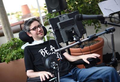 Ady Barkan didn't let ALS stop his progressive passion. He found an even bigger platform