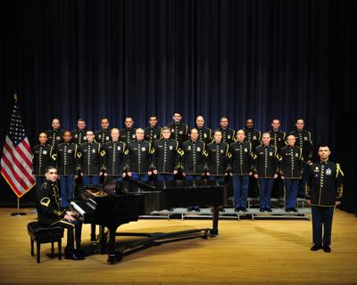 The U.S. Army Chorus in concert