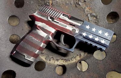 cerakote pistol