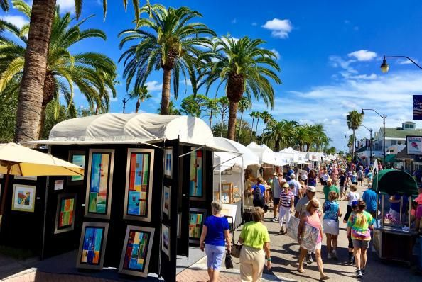 Venice Art Classic showcases local and national artists