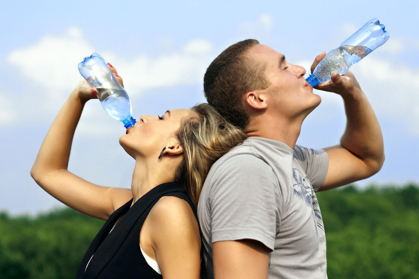 Could drinking more water reduce your stress?