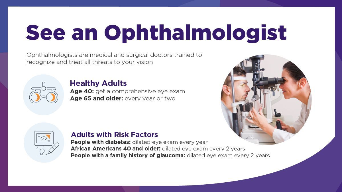 Steps to lower your risk of eye disease