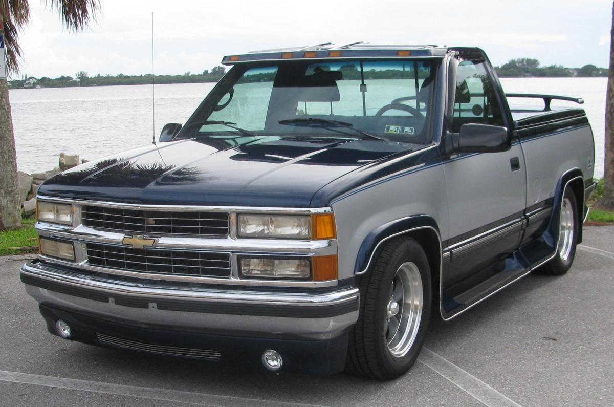 You Auto Know: 1995 Chevy Silverado