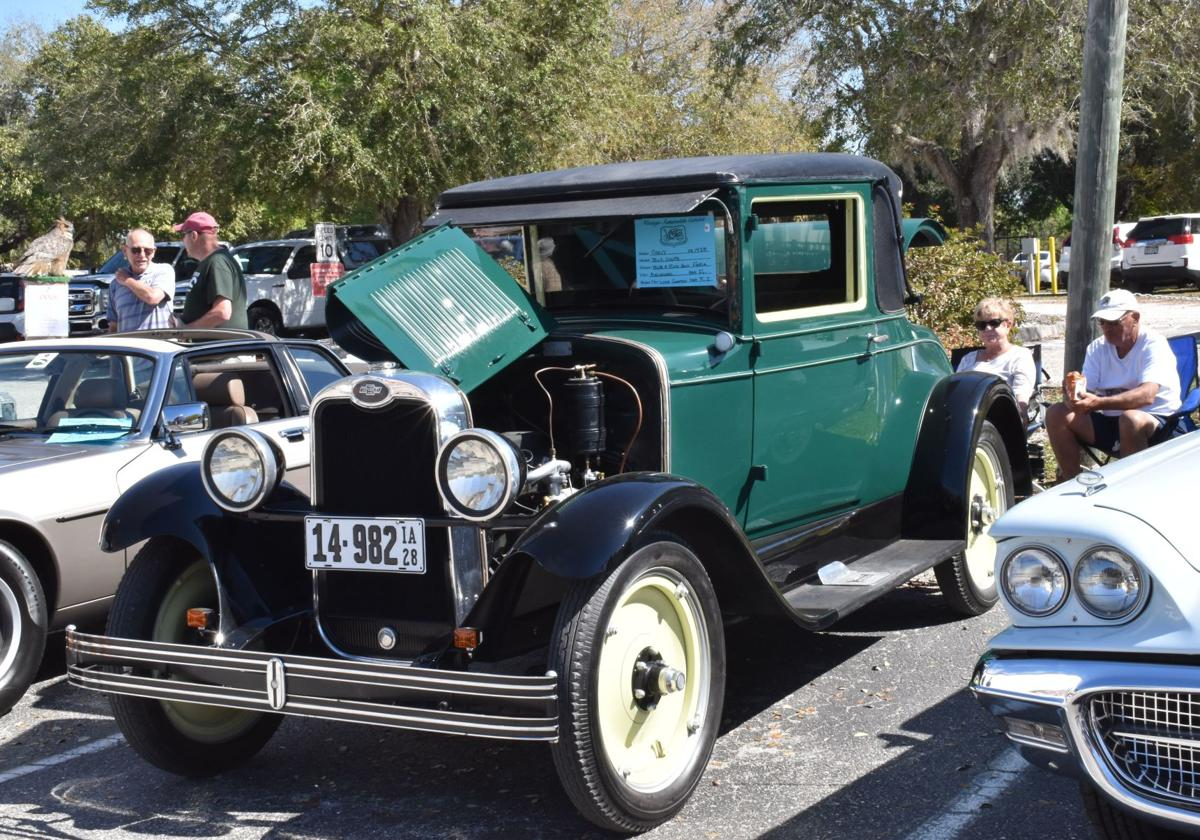 1928 Chevy Business Coupe