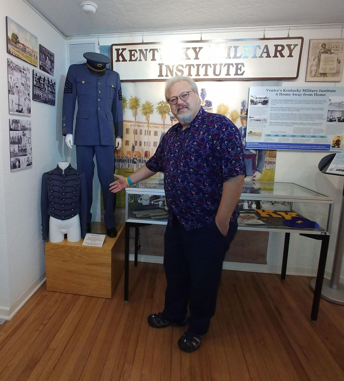 City's historical resources manager is passionate about Venice history
