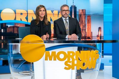 Jennifer Aniston: How 'The Morning Show' felt like 20 years of therapy