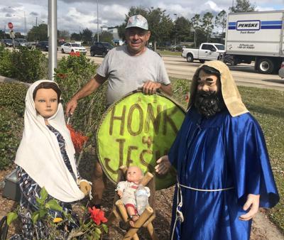 'Honk for Jesus'