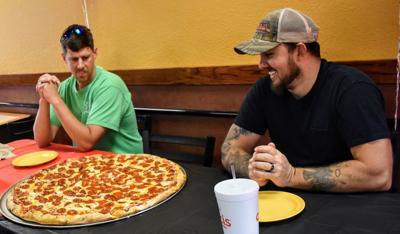 Man vs. Pie on Pi Day