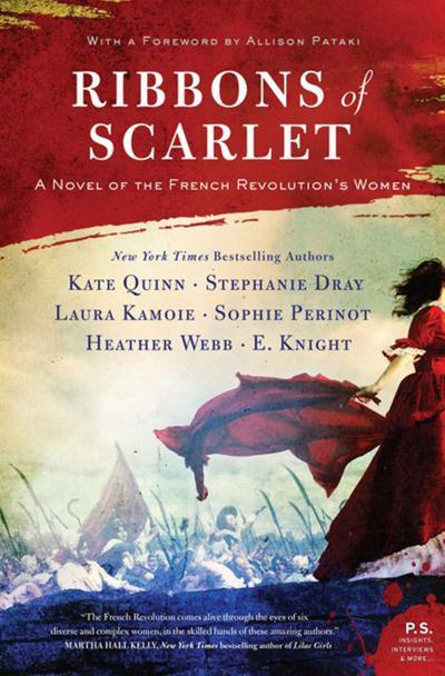 """Ribbons of Scarlet"""