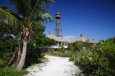 Historic Lighthouse on Sanibel Island