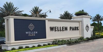 Wellen Park Sign (copy)