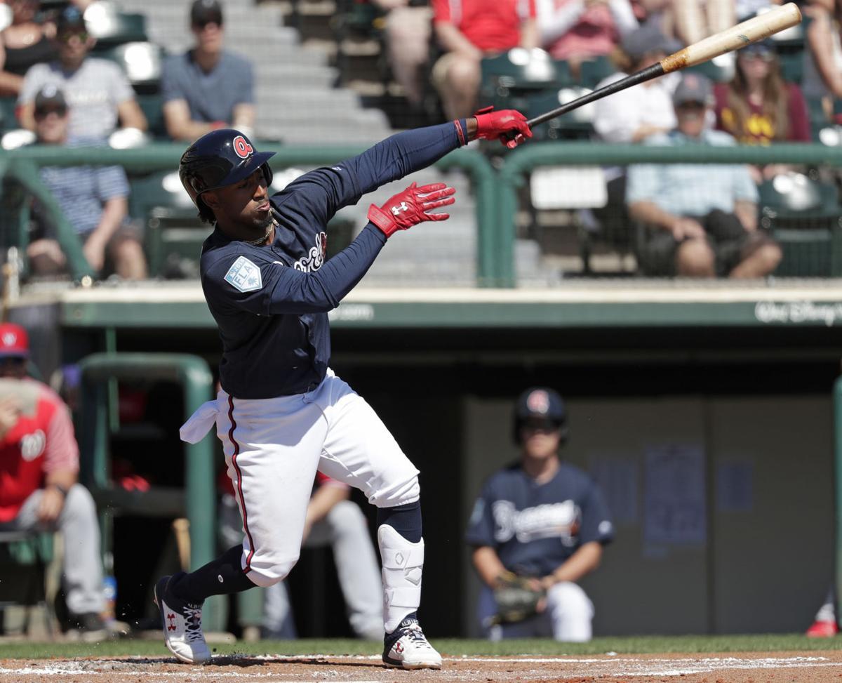 National Braves Spring Baseball