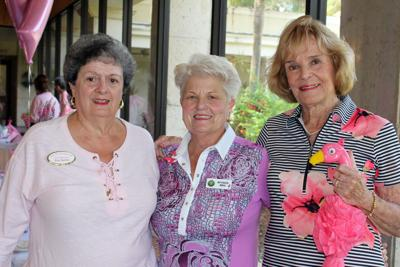 Boca Royale Golf & Country Club's Breast Cancer Golf Tournament fundraiser benefits Dollars For Mammograms
