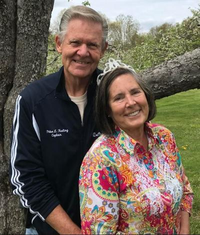 Peter and Patricia Keating