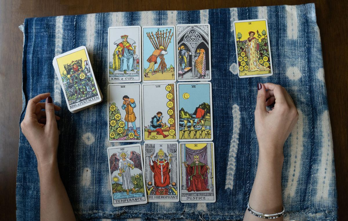 Tarot and mental health
