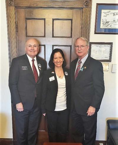 MOAA visits Capitol Hill photo