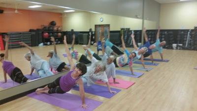 Yoga For Life Aug 14 photo