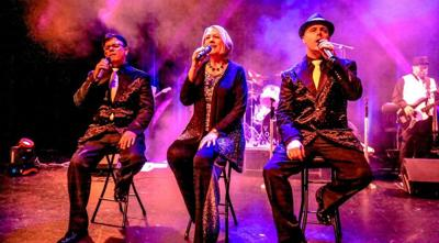 'Rockin' Around the Christmas Tree' with J3 Vocal Band this holiday season