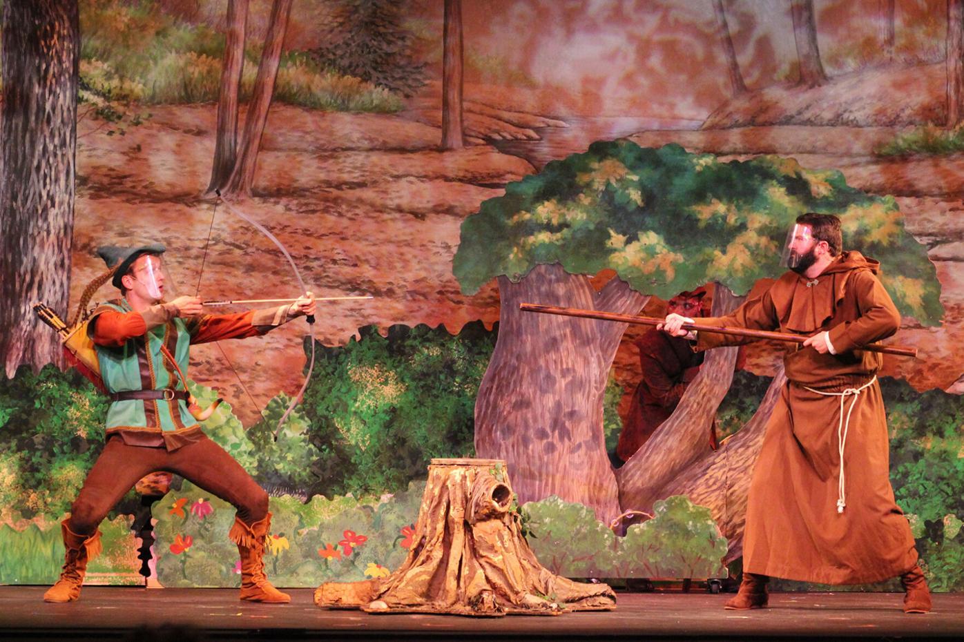 """Robin Hood The Musical"""