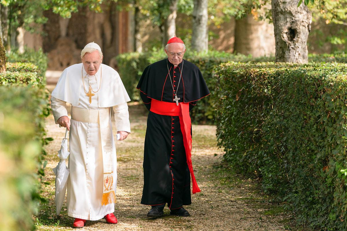 """""""The Two Popes"""""""