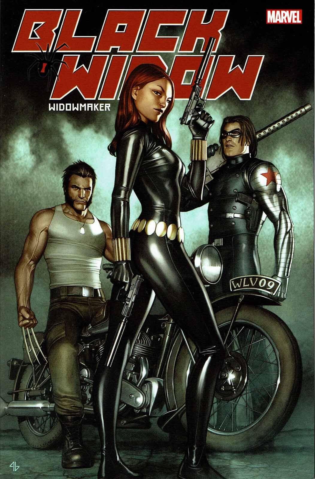 """Black Widow: Widowmaker"""