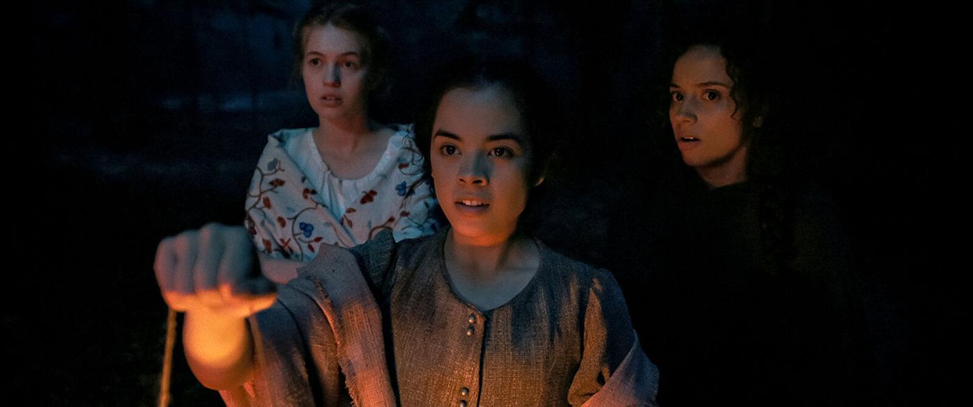 """""""Fear Street Part 3: 1666"""" cast"""