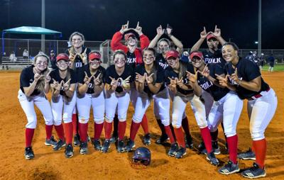 Polk State Softball