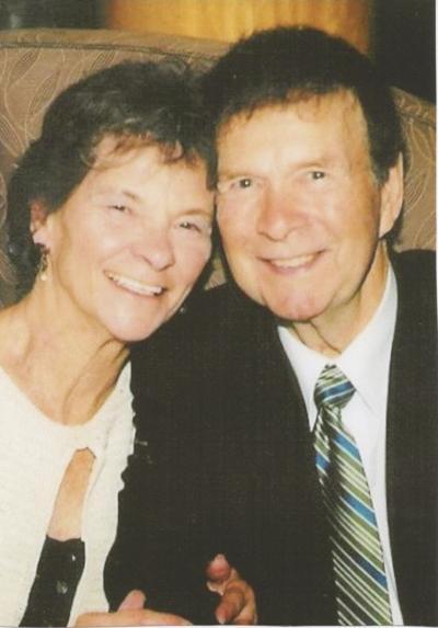 Joseph Gerald Stillwagon and Rita Jean Stillwagon