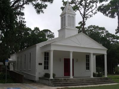The Crocker Church in Sarasota