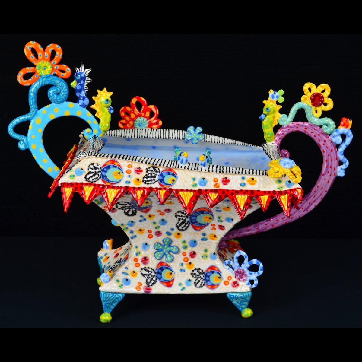 32nd Annual Englewood Bank & Trust Invitational Art Festival