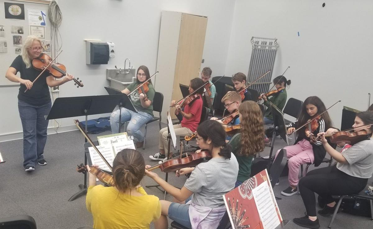 Venice Symphony Youth Orchestra launches second season