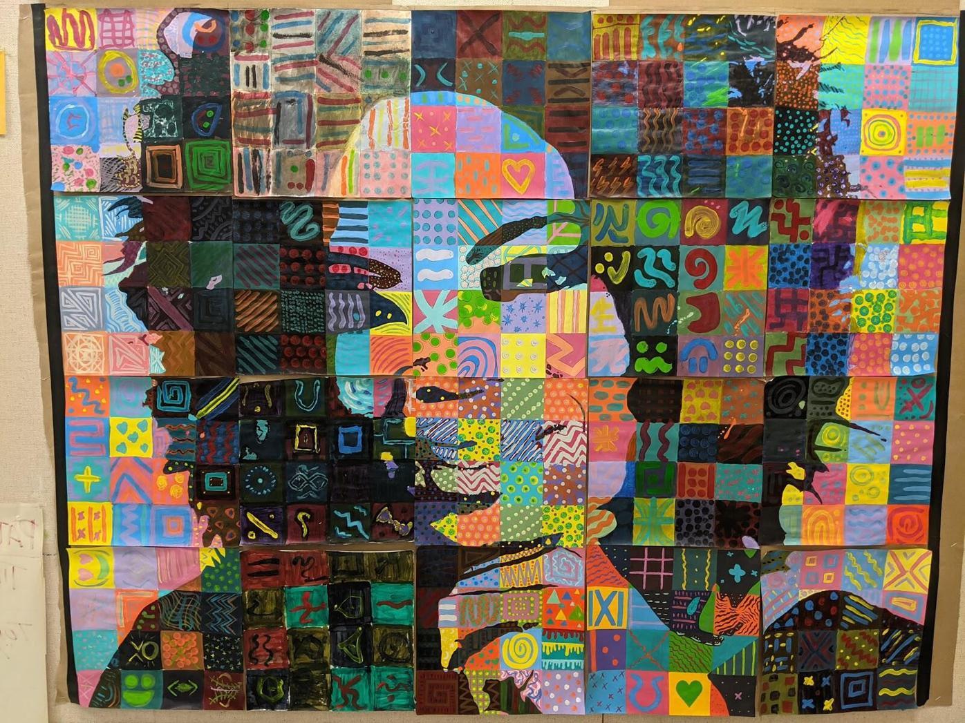 Black History Month Murals