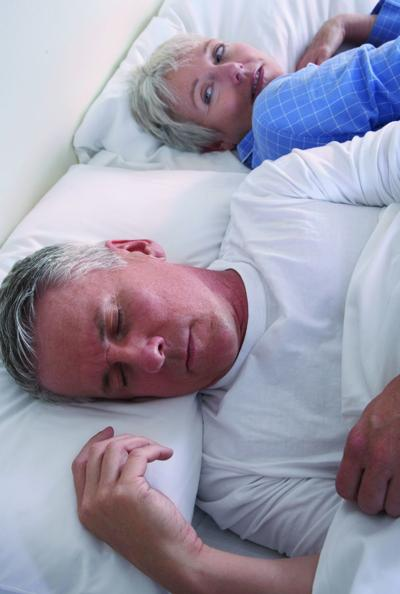 Side effects of snoring include higher risk for Alzheimer's