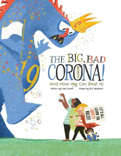 'The Big Bad Coronavirus' playfully presents kids with some serious safety tips