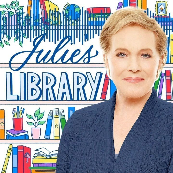 Julie Andrew's podcasts