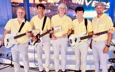 Surf's up for Beach Boys tribute at Gulf Theater