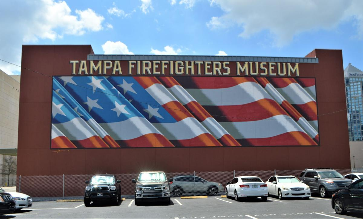 Paying homage to our first responders at the Tampa Firefighters Museum