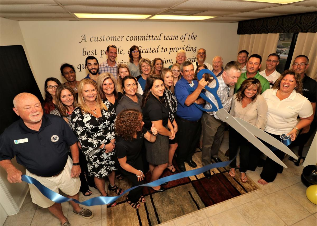 Charlotte County Chamber ribbon-cuttings