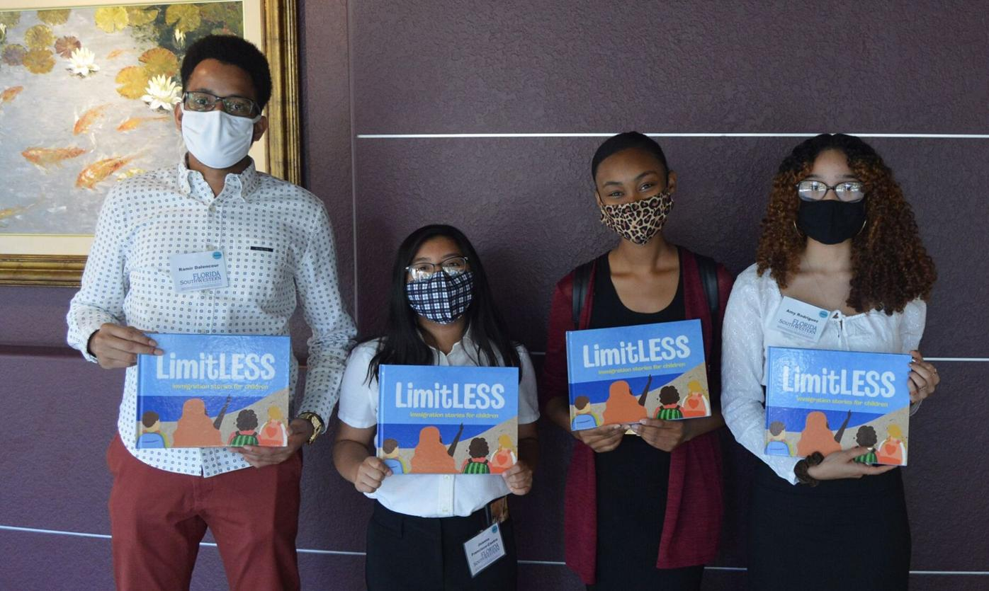 FSW students publish book: 'LimitLESS'